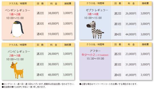 2016インター料金