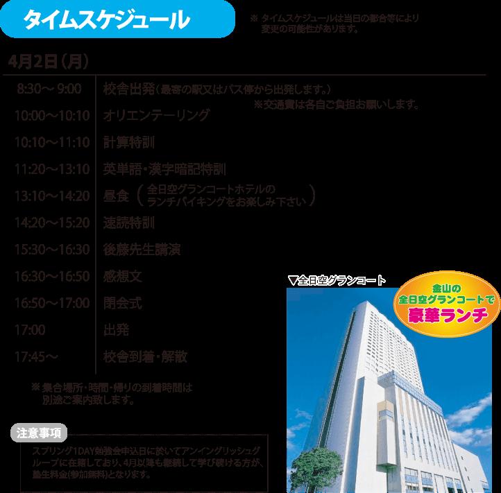 スプリング1DAY勉強会in金山